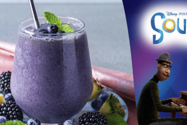 RECIPE: Sip Away Winter Blues With A Smoothie Inspired By Pixar's 'Soul'