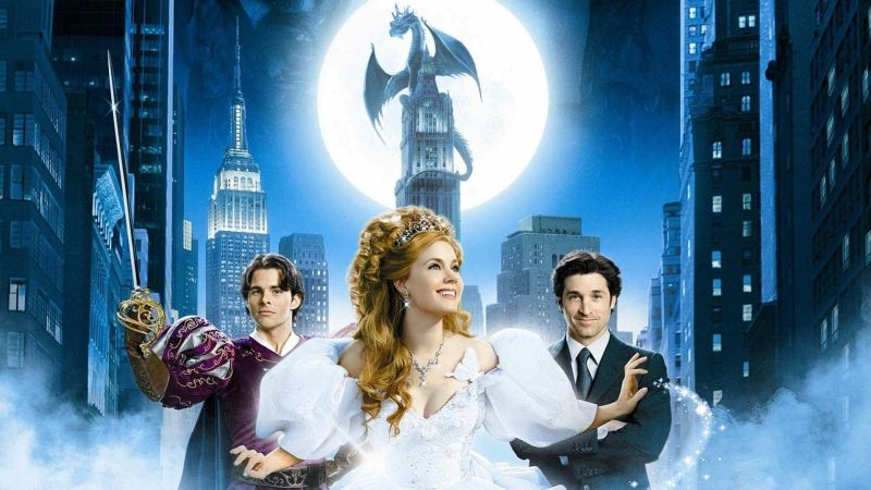 NEWS: 'Enchanted' Sequel 'Disenchanted' Coming Exclusively to Disney+ | the disney food blog
