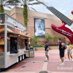 The KRNR Rock Station Food Truck at Disney's Hollywood Studios Has Reopened!