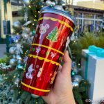 This Adorable Tumbler in Disneyland is Decked Out With Christmas Spirit!