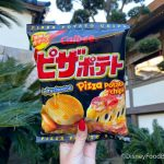 REVIEW: Pizza and Melty Cheese in a Potato Chip at Disney World? Yes, Please!