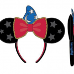 NEW Loungefly Sorcerer Mickey Ears Can Now Be Pre-Ordered Online!