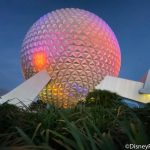 What's New at EPCOT: A Restaurant Reopening, Gorgeous Ornaments, and Merchandise Sales!