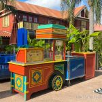 Disney World MENU UPDATE: Spring Roll Cart Adds Combo Option in Magic Kingdom