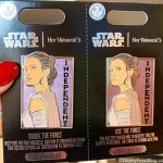 The Force is Strong With These Limited Edition 'Star Wars' Pins in Disney World!