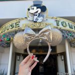 Disney's Champagne Minnie Ears Have FINALLY Arrived Online!