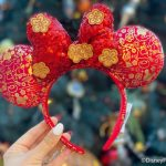 NEW Minnie Ears Alert! Celebrate the Chinese New Year With These Ears in Disney World!