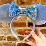 You Deserve Some Disney Retail Therapy! Mickey Face Masks, Wintery Blue Ears, and MORE Are Now Online!