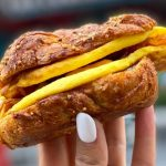 REVIEW! This Breakfast Sandwich in Disney World is Filling AND Budget-Friendly!