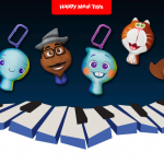 NEW 'Soul' Themed Disney Toys Are Now Available With Your McDonald's Happy Meal!
