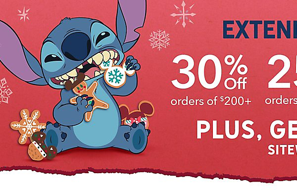 Don't Miss Out! Disney Has EXTENDED One of Its BIGGEST Online Sales!