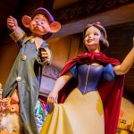 FIRST LOOK! The Snow White Attraction Has New Scenes and a NEW NAME in Disneyland!