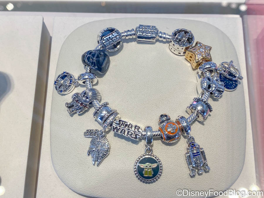 Pics! LOTS of Star Wars Pandora Charms Are Available in Disney ...