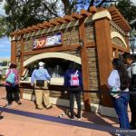 Tomato Soup Served IN A CAN and Glittery Beer? This EPCOT Fest of the Arts Booth Is a MUST Try!