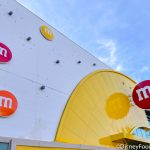PHOTOS: More GIANT M&M's Added to the New Store in Disney World