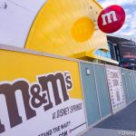 PICS: HUGE M&M Added to the Upcoming M&M's Store in Disney Springs!