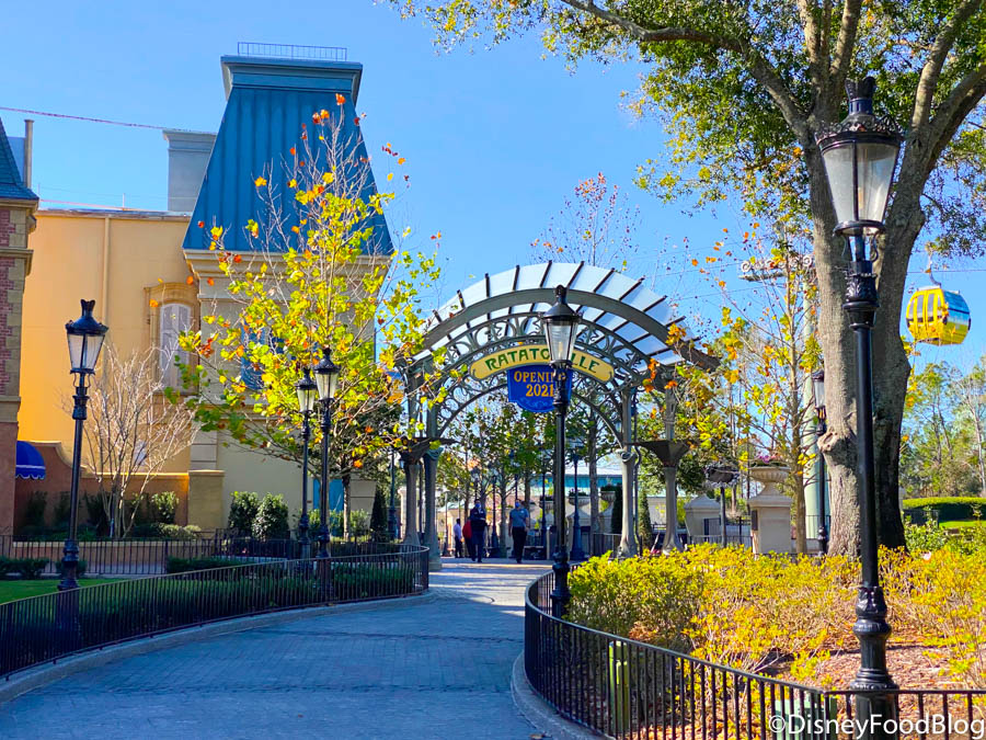 PICS! Step Inside the NEW France Restrooms in EPCOT!   the disney food blog