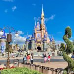 Disney World Park Hours and Park Pass Availability For the Week of January 31st
