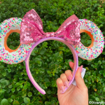 🍩 Disney's New DONUT Ears Are Now Available Online! 🍩