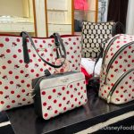 A NEW Disney x Kate Spade Minnie Mouse Collection Is Now Available in Disney World!