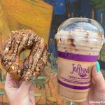 Review: We're Trying 4 Candy-Themed Donuts and Coffees in EPCOT