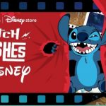 Stitch Is Crashing Disney Merch Again and This Time He's Covered in…Spaghetti?!