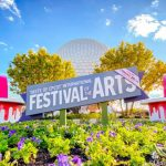 PICS & VIDEOS: We're LIVE From EPCOT's International Festival of the Arts! 🎨