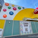 NEWS! The M&M's Store to Open TODAY in Disney World!
