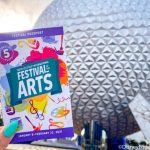 EPCOT's Festival of the Arts MagicBands Feature Figment and Dreamfinder!