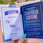 Is The Wonderful Walk of Colorful Cuisine Worth the $30 at Festival of the Arts in EPCOT?
