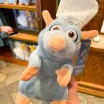 PHOTOS and VIDEOS: A TALKING Remy Plush Has Officially Arrived in Disney World!
