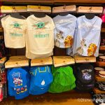 New Donald Duck and Nightmare Before Christmas Pet Tees Have Arrived in Disney World