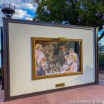 UPDATED! We've Got PICS as Festival of the Arts Photo Ops Start to Appear in EPCOT!