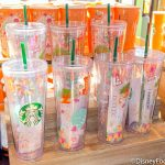 PHOTOS: Disney World Gets a NEW Parks-Inspired Starbucks Tumbler!