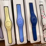 PICS: A NEW Navy Blue MagicBand Is Now Available in Disney World