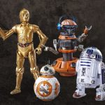 Disney Drops a Limited Edition Droid Collection Online TOMORROW!