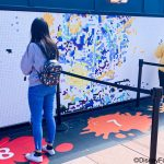 PHOTOS: Show Off Your Skills at the Paint-by-Number Mural at EPCOT's Festival of the Arts!