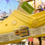 PHOTOS: New Retro CROCS Spotted in Disney World!