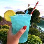 Review! This Beautiful Boozy Drink in Disney World is Perfect for Instagram!