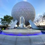 What's New at EPCOT: New Face Masks, Festival of the Arts Tents, and CROWDS!