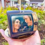 REVIEW: We're Trying the 70s 'WandaVision' Retro TV Cake in Disney World