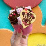Chocolate, Hazelnut, AND Strawberry? A New Disney Cupcake Has It ALL!