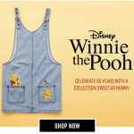 Feed Your Winnie the Pooh Obsession With This NEW Collection!