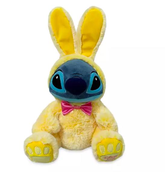 2021 shopdisney stitch plush easter bunny