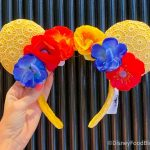 These NEW Minnie Ears from Disney World Have Serious Flower Power!
