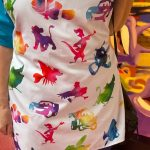 Disney Animation is the STAR of the New Cast Member Costumes!