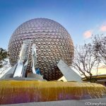 PHOTOS: EPCOT's Entrance Looks VERY Different Today