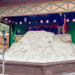 Can You Guess What This 40-Ton Pile of Sand in Disney World Will Become?
