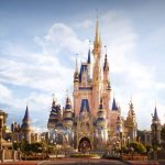 VIDEO: Sneak Peek at the 50th Anniversary Cinderella Castle Makeover