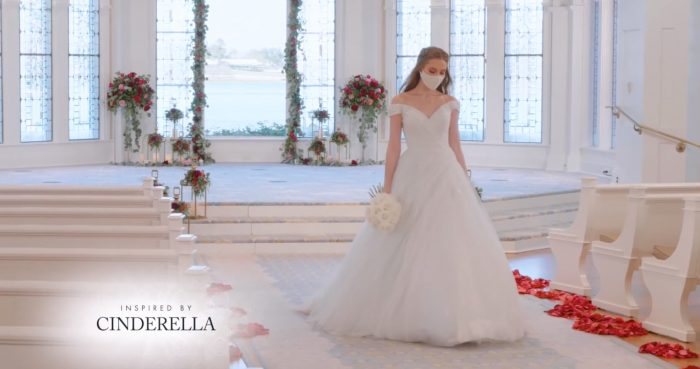 Photos All 21 New Disney Princess Inspired Wedding Dresses The Disney Food Blog